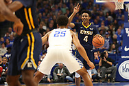 November 17, 2017 - Lexington, Kentucky - Rupp Arena: ETSU guard Jason Williams (4)<br /> <br /> Image Credit: Dakota Hamilton/ETSU