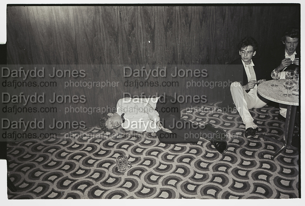 Sleeper, Heatwave Ball, Hilton, 19 July 1983,