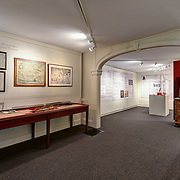 1713 Treaty of Portsmouth Exhibit at the John Paul Jones House, Portsmouth, NH