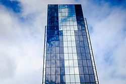 Hyatt Regency hotel building in central Birmingham, England<br /> <br /> (c) Andrew Wilson | Edinburgh Elite media