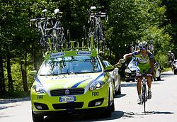 Maciej Bodnar   (POL) of Liquigas  at 1st stage of Tour de Slovenie 2009 from Koper (SLO) to Villach (AUT),  229 km, on June 18 2009, in Koper, Slovenia. (Photo by Vid Ponikvar / Sportida)