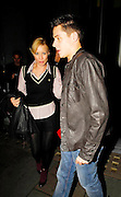 25.OCTOBER.2007. LONDON<br /> <br /> DENISE VAN OUTEN LEAVING THE DUKE OF YORK THEATRE AFTER PERFORMING IN HIT SHOW RENT REMIXED & GOING INTO BUNGALO 8 CLUB. SHE THEN LEFT AFTER A COUPLE OF HOURS WITH CHRISTOPHER PARKER AND GOT INTO A CAB TOGETHER.<br /> <br /> BYLINE: EDBIMAGEARCHIVE.CO.UK<br /> <br /> *THIS IMAGE IS STRICTLY FOR UK NEWSPAPERS AND MAGAZINES ONLY*<br /> *FOR WORLD WIDE SALES AND WEB USE PLEASE CONTACT EDBIMAGEARCHIVE - 0208 954 5968*
