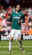Jota of Brentford during the English Championship League match at Bramall Lane Stadium, Sheffield. Picture date: August 5th 2017. Pic credit should read: Simon Bellis/Sportimage