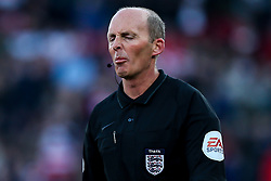 Referee Mike Dean - Mandatory by-line: Robbie Stephenson/JMP - 17/02/2019 - FOOTBALL - The Keepmoat Stadium - Doncaster, England - Doncaster Rovers v Crystal Palace - Emirates FA Cup fifth round proper
