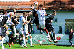 Aleksandar Boskovic of NS Mura during football match between NS Mura and NK Maribor in 10th Round of Prva liga Telekom Slovenije 2018/19, on September 30, 2018 in Mestni stadion Fazanerija, Murska Sobota, Slovenia. Photo by Mario Horvat / Sportida