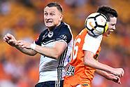 Brisbane Roar v Melbourne Victory - 17 Dec 2017