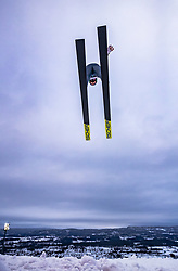 16.03.2019, Vikersundbakken, Vikersund, NOR, FIS Weltcup Skisprung, Raw Air, Vikersund, Teambewerb, im Bild Philipp Aschenwald (AUT) // Philipp Aschenwald of Austria during the team competition of the 4th Stage of the Raw Air Series of FIS Ski Jumping World Cup at the Vikersundbakken in Vikersund, Norway on 2019/03/16. EXPA Pictures © 2019, PhotoCredit: EXPA/ JFK
