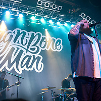 Rag'n'Bone Man in concert at The O2ABC Glasgow, Great Britain 23rd April 2017