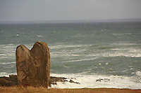 The Cote Sauvage near Quiberon, in Brittany