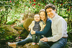 Spowhn Family Photosession | San Francisco Botanical Garden