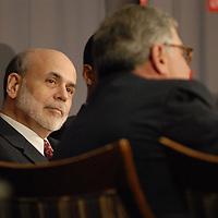 Conversation on the Economy - Ben Bernanke - Ohio State University