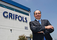 Willie Zuniga, President of Grifols USA.