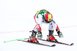 HIRSCHER Marcel of Austria on second place during the 2nd Run of 7th Men's Giant Slalom - Pokal Vitranc 2013 of FIS Alpine Ski World Cup 2012/2013, on March 9, 2013 in Vitranc, Kranjska Gora, Slovenia.  (Photo By Matic Klansek Velej / Sportida.com)