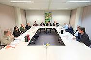 Nederland, Utrecht, 20041020..Inspectie voor de Gezondheidszorg..Vergadering van de hoofdinspecteurs...Netherlands, Utrecht, 20,041,020..Health Care Inspectorate..Meeting of the chief inspectors.    .