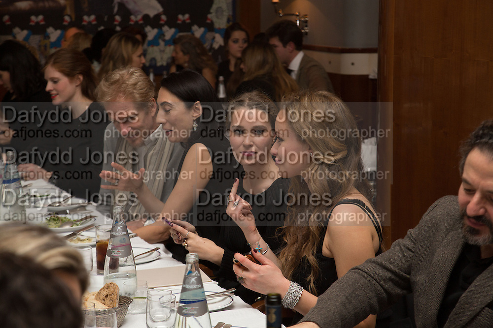 MATTHEW MODINE; ANH DUONG; COSIMA VESEY; CAMILLA AL FAYED, RECEPTION AND DINNER after at Cipriani downtown. . ANH DUONG CAN YOU SEE ME. Wayne Maser & Glenn O'Brien feat. LAPO ELKANN: The Italian.ROBILANT AND VOENA. Dover st.  6 FEB 6-9pm