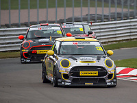 #130 Matt NEAL MINI JCW  during MINI Challenge – JCW  as part of the British GT and BRDC British F3 Championship at Oulton Park, Little Budworth, Cheshire, United Kingdom. March 31 2018. World Copyright Peter Taylor/PSP.