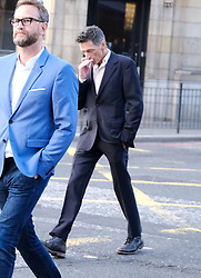 Edinburgh International Film Festival 2019<br /> <br /> End Of Sentence (World Premiere)<br /> <br /> Pictured: Oscar nominee John Hawkes arrives for the premiere in Edinburgh<br /> <br /> Alex Todd | Edinburgh Elite media