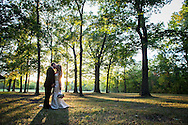 Forest DIY Wedding in Genesee County, Linden Park.