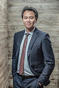 CHINA / Shanghai  / 08/06/2015<br /> <br /> Esteban Liang / Managing Director Asia Cosa China / Portrayed in Shanghai <br /> <br /> &copy; Daniele Mattioli for Global Coffee Review