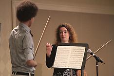 Pre College Violin Master Class