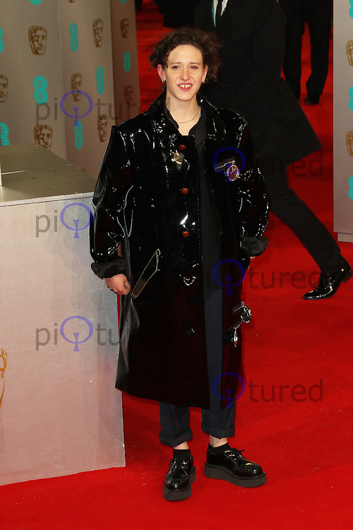 Mica Levi, Micachu, EE British Academy Film Awards (BAFTAs), Royal Opera House Covent Garden, London UK, 08 February 2015, Photo by Richard Goldschmidt