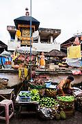 Market at Candi Dasa, Bali