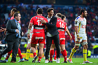 Maxime MERMOZ - 02.05.2015 - Clermont / Toulon - Finale European Champions Cup -Twickenham<br />