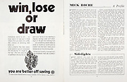 All Ireland Senior Hurling Championship Final,.01.09.1968, 09.01.1968, 1st September 1968,.Senior Tipperary v Wexford, Wexford 5-08 Tipperary 3-12,.Minor Wexford v Cork,..Win, Lose or draw, You are better off saving, .72-76 st Strephen's Green Dublin 2, ..Mick Roche, .Sidelight, .A profile,