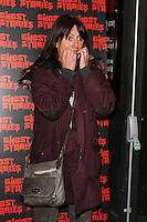 Davina McCall, Ghost Stories - Press Night, Arts Theatre, London UK, 27 February 2014, Photo by Brett D. Cove