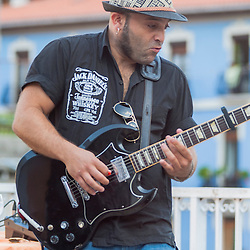 Concierto de Blues,Soul,Funk Jimmy Barnatán The Cocooners