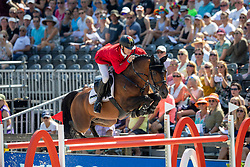 Ehning Marcus, GER, Comme Il Faut 5<br /> European Championship Jumping<br /> Rotterdam 2019<br /> © Hippo Foto - Dirk Caremans