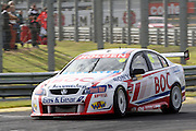 Jason Richards in the BOC Racing Commodore  during the Norton 360 Sandown Challenge held at the Sandown International Motor Raceway, Victoria on Sunday 2nd August. 2009 V8 Supercar Series Rounds 13 and 14. Photo © Clay Cross/PHOTOSPORT