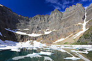 Iceberg Lake, Glacier National Park, Montana