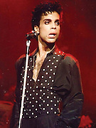 "Prince wardrobe and memorabilia; including Beaded Jacket from 'Under the Cherry Moon' to be auctioned  <br /> <br /> Prince's exquisitely made screen-worn beaded jacket from the 1986 film 'Under the Cherry Moon' will be auctioned by Boston-based RR Auction. <br /> <br /> The stunning lace jacket is covered in intricate, shimmering beadwork and faux pearls, and features a bolero-style front with a long, cape back. The jacket is easily photo-matched to the scene in the film where Prince and Mary are in the convertible under the full moon. <br /> <br /> ""This piece has never been laundered due to the delicate beading, and Prince's makeup is still present on the collar,"" said Robert Livingston, Executive VP at RR Auction. <br /> <br /> Under the Cherry Moon was Prince's second movie as an actor (following Purple Rain), and his directorial debut. The soundtrack—the Parade album—was released to wide acclaim and featured Prince classics including 'Kiss,' 'Mountains,' and 'Girls & Boys.' Boasting ironclad provenance, this is a one-of-a-kind, elaborate wardrobe piece from one of Prince's films of the 1980s.<br /> <br /> The jacket originates from the collection of Prince's assistant, Therese Stoulil.  ""He was an extremely smart, articulate man with a very, very quick wit. He was driven by his creativity—there was always the next record, the next video, the next tour—it was 24/7,"" said Stoulil in a statement posted on the auction house web site.  ""I will treasure those memories as well as the lifelong friendships I have to this day because of Prince and working at Paisley Park,"" added Stoulil.<br /> <br /> ""This is a one-of-a-kind wardrobe piece from one of Prince's films of the 1980's— making it highly collectable,"" said Robert Livingston Executive VP at RR Auction.<br /> <br /> Photo shows: Prince's stage-worn Black Polka Dot Vest<br /> <br /> Additional highlights include:<br /> <br /> Prince's black-and-white striped bolero jacket designed by Stacia Lang for the 1993 Act II Tour of Europe, made of a fine silk and featuring two black buttons o"