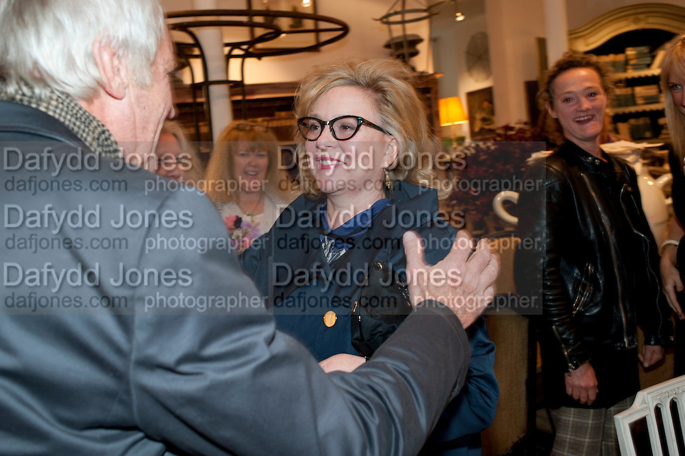 JOHN RENDALL; KAY SAATCHI, The Pimlico Road Summer party. London SW1. 9 June 2009