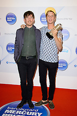 SEP 11 2013 Barclaycard Mercury Prize Nominations