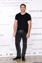 Miguel Angel Silvestre attends a photocall for 'Todo Es Silencio', the Palafox cinema, Madrid, Spain, November 5, 2012. Photo by Oscar Gonzalez / i-Images...SPAIN OUT