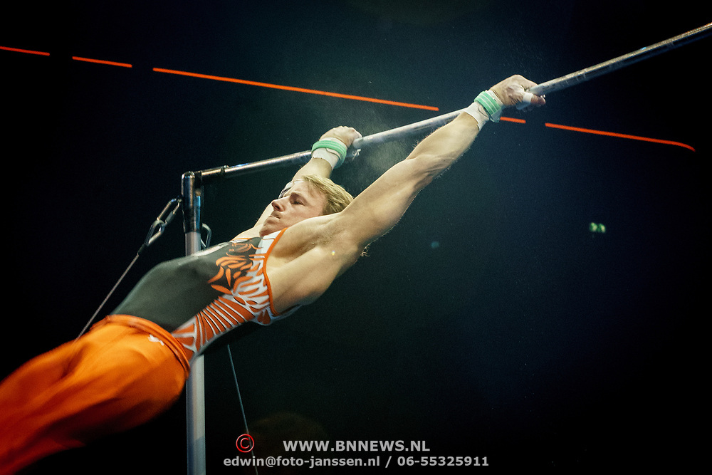 NLD/Amsterdam/20181220 - A Touch of Gold 2018, Epke Zonderland