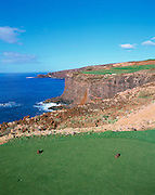 The Challenge at Manele #12, Lanai, Hawaii<br />