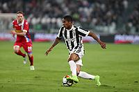 25.10.2017 - Torino - Serie A 2017/18 - 10a giornata  -  Juventus-Spal nella  foto: Douglas Costa