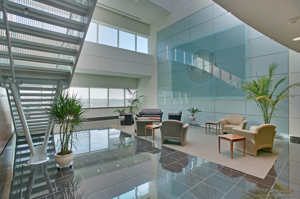 Interior design image of the FBI building in Baltimore Maryland by Jeffrey Sauers of Commercial Photographics, Architectural Photo Artistry in Washington DC, Virginia to Florida and PA to New England