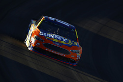 September 14, 2018 - Las Vegas, Nevada, United States of America - Ricky Stenhouse, Jr (17) brings his car through the turns during qualifying for the South Point 400 at Las Vegas Motor Speedway in Las Vegas, Nevada. (Credit Image: © Chris Owens Asp Inc/ASP via ZUMA Wire)