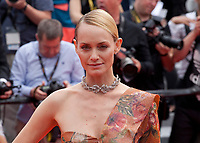 Amber Valletta at the Wonderstruck gala screening,  at the 70th Cannes Film Festival Wednesday May 17th 2017, Cannes, France. Photo credit: Doreen Kennedy
