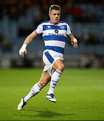 Queens Park Rangers' Jake Bidwell in action during the Sky Bet Championship match at Loftus Road, London.