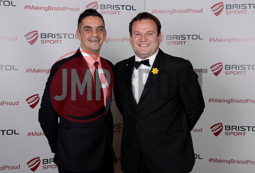 - Photo mandatory by-line: Joe Meredith /JMP - Mobile: 07966 386802 - 26/02/2015 - SPORT - BRISTOL SPORT - GALA DINNER - Bristol - Marriott Hotel