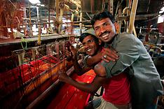 Bangladesh Sirajganj Weavers