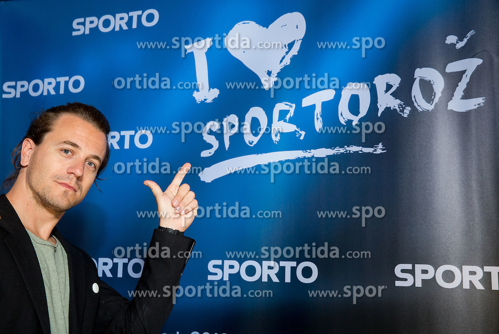 Sports marketing and sponsorship conference Sporto 2016, on November 18, 2016 in Hotel Slovenija, Congress centre, Portoroz / Portorose, Slovenia. Photo by Vid Ponikvar / Sportida