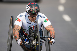 COSTA Luis, POR, H5, Cycling, Time-Trial at Rio 2016 Paralympic Games, Brazil