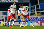 Matt Crooks of Rotherham United (17) during the EFL Sky Bet League 1 match between Coventry City and Rotherham United at the Trillion Trophy Stadium, Birmingham, England on 25 February 2020.