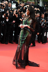 May 22, 2019 - Cannes, France - 72eme Festival International du Film de Cannes. Montée des marches du film ''Roubaix, une lumiere (Oh Mercy!)''. 72th International Cannes Film Festival. Red Carpet for ''Roubaix, une lumiere (Oh Merci!)'' movie.....239728 2019-05-22  Cannes France.. Winnie, Harlow, Brown-Young, Chantelle (Credit Image: © L.Urman/Starface via ZUMA Press)